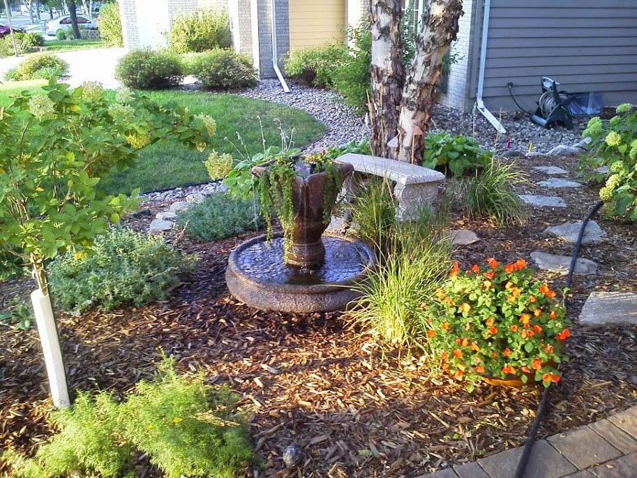 landscaping sioux falls design