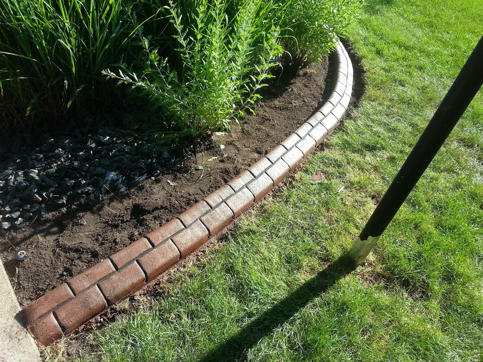 landscaping sioux falls sd edging