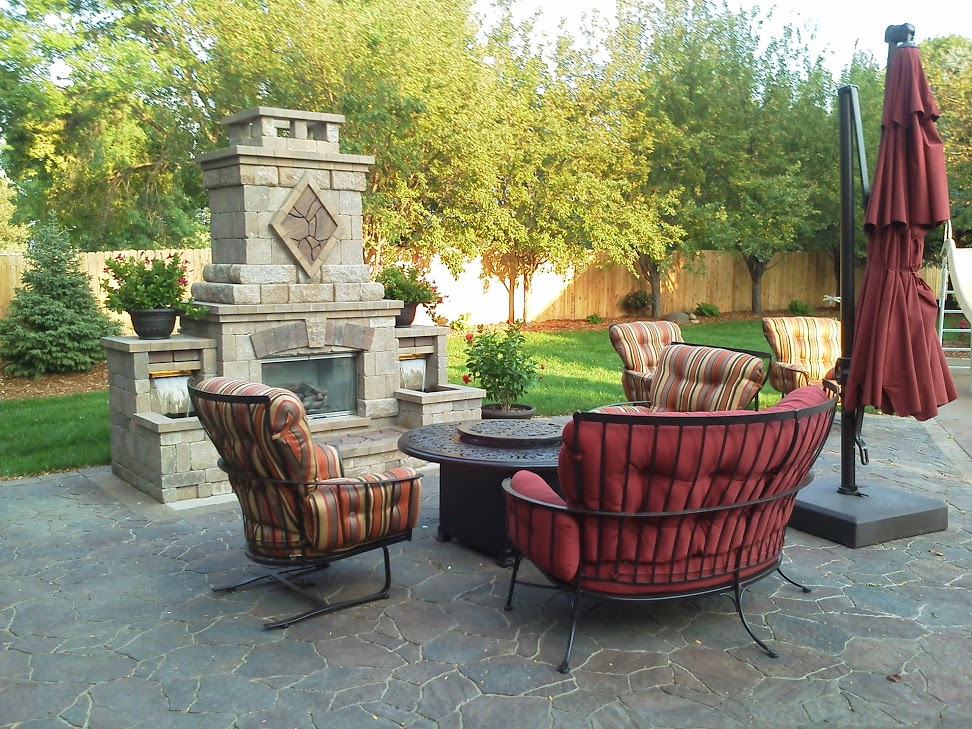landscaping sioux falls patio